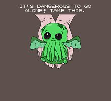 It's dangerous to go alone! Take this baby cthulhu. T-Shirt