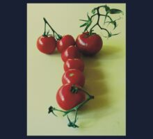 T is for TOMATOES! Baby Tee