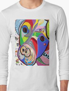 Pretty Pitty Long Sleeve T-Shirt