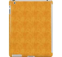 Yellow Diamond Pattern iPad Case/Skin