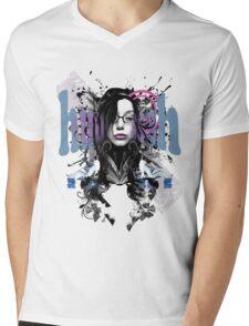 Hush Mens V-Neck T-Shirt