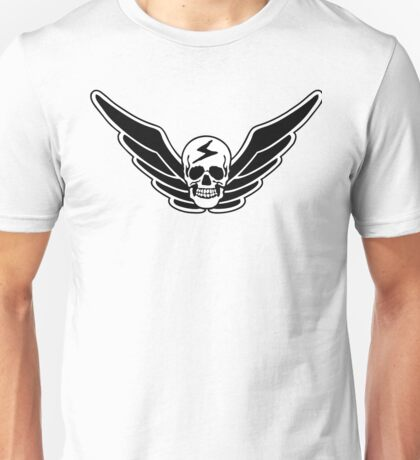 Street Fighter Shadaloo Shadowlaw Gaming Martial Arts Game  Unisex T-Shirt