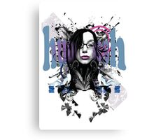 Hush Canvas Print