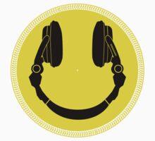 DJ Smiley Platter - Smile Happy Kids Clothes