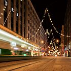Tram in a Hurry by Kristin Repsher