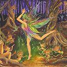 'Dancing on Faery Knoll' by Jo Morgan by Jo Morgan