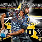 Johnathan Thurston by Shannon Rogers