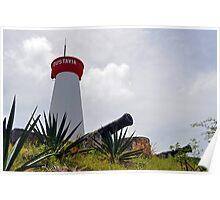 Gustavia, Saint Barthelemy. Poster