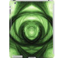 Green effect case 1 iPad Case/Skin