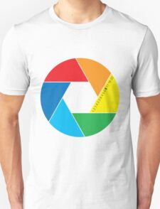 colorful aperture T-Shirt