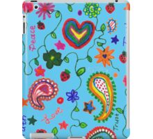 Doodles You Do On The Phone iPad Case/Skin