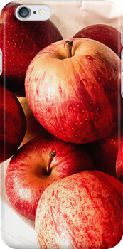 Apples [ iPad / iPod / iPhone Case ] by Mauricio Santana