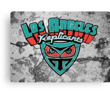 Los Angeles Replicants Canvas Print