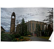 HDR Monestry Poster