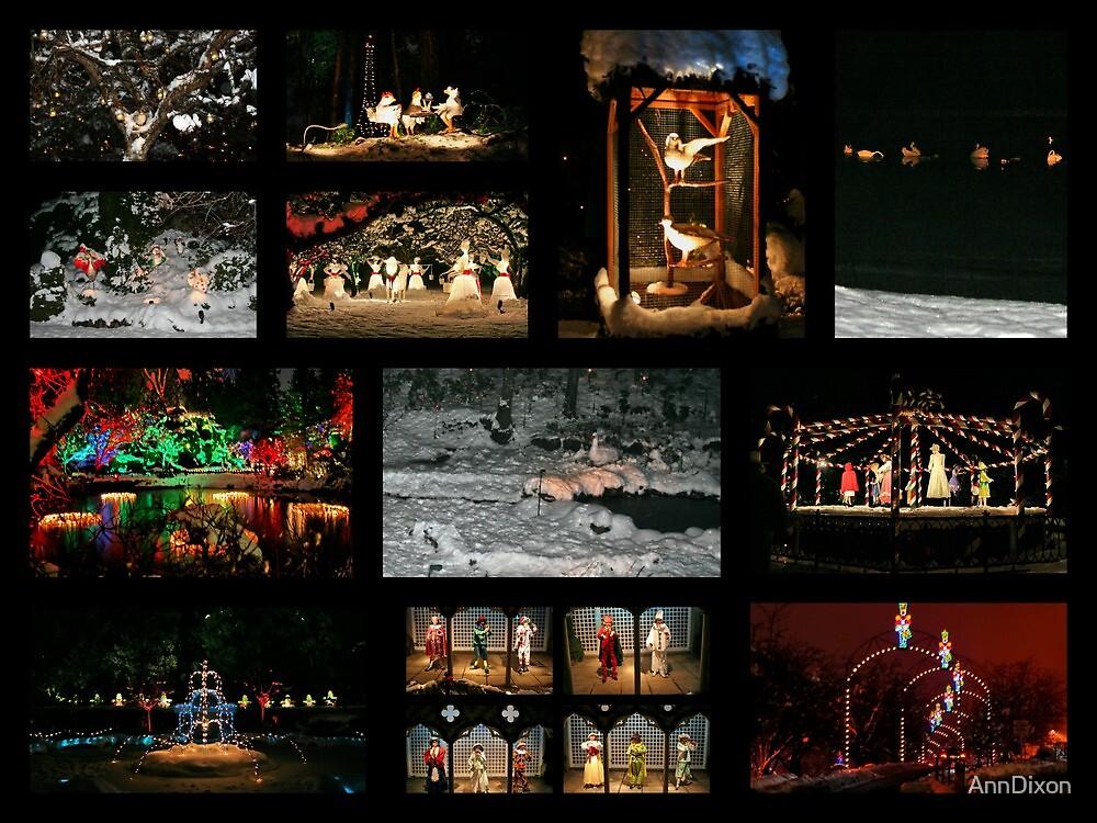 Twelve Days of Christmas by AnnDixon