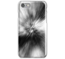 Zoom effect case 1 iPhone Case/Skin