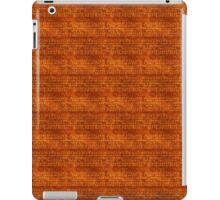 Vintage Music on Brown iPad Case/Skin