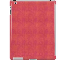 Vibrant Pink and Yellow Diamonds iPad Case/Skin