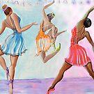 It's About Dance by Sharon Elliott-Thomas