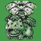 Pokemon Venusaur Sprite  by s0ph13c