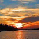 November Sunset by Alex Call