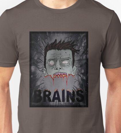 ZomBrains  Unisex T-Shirt