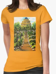 Tovrea Castle Womens Fitted T-Shirt