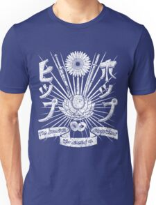 The samurai who smells of sunflowers Unisex T-Shirt