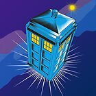 Not the Tardis.. by Steve Harvey