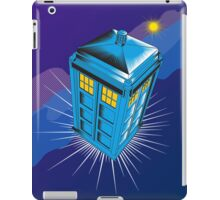 Not the Tardis.. iPad Case/Skin