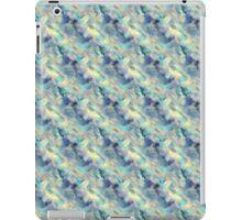 Tempered Pastel Rainbow Glass Abstract iPad Case/Skin