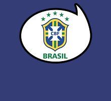 Brazil Soccer / Football Fan Shirt / Sticker Unisex T-Shirt
