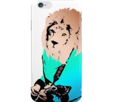 Rock Lion iPhone Case/Skin