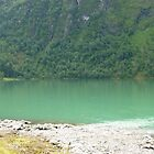 Glacial Lake by jojojem