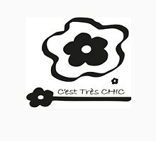 Chic Camelia Unisex T-Shirt
