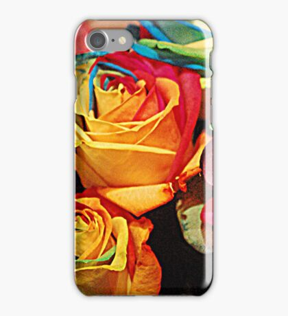 SURREAL ROSES iPhone Case/Skin