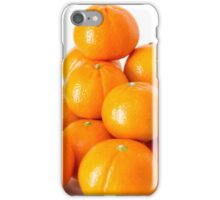 Oranges 2 iPhone Case/Skin