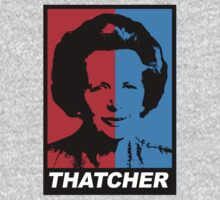 thatcher - obey shirt by kennypepermans
