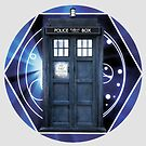 The Dr Who TardisPad by eyevoodoo