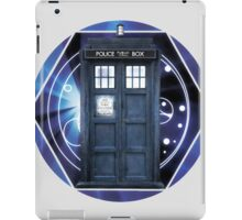 The Dr Who TardisPad iPad Case/Skin