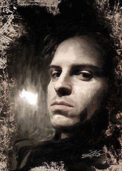 Andrew Scott by Stephanie Küpper