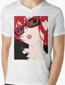 Yoko Mens V-Neck T-Shirt