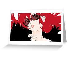 Yoko Greeting Card
