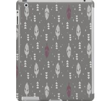 Bird to a feather iPad Case/Skin