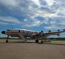 Lockheed Constellation Super G by TeeMack