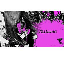 Mileena of MKX Photographic Print