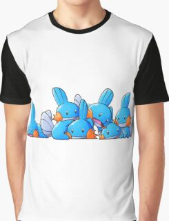Bundle of Mudkips  Graphic T-Shirt