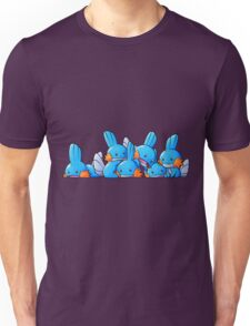 Bundle of Mudkips  Unisex T-Shirt