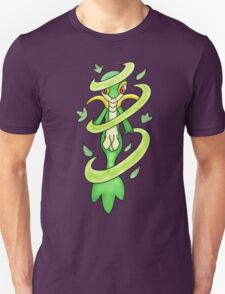 Pokemon Snivy Leaf Storm T-Shirt