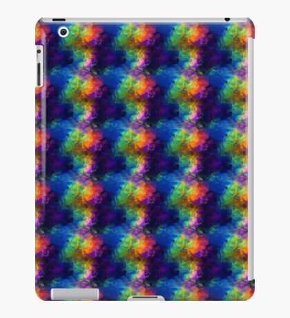 Rainbow Tissue Paper iPad Case/Skin
